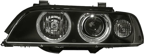Основная фара Hella 1EL 008 052-581 BMW-5 (E39) 95-00 правая