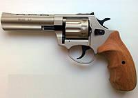 """Револьвер Profi 4.5"""" сатин/бук, оружие, револьверы,пистолеты, револьвер под патрон Флобера"""