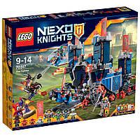 LEGO Nexo Knights  ФОРТРЕКС - МОБИЛЬНАЯ КРЕПОСТЬ