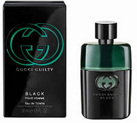 GUCCI GUILTY BLACK POUR HOMME edt 90 ml spray (M)