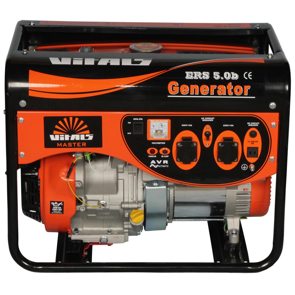 Бензиновый генератор  ERS 5.0b