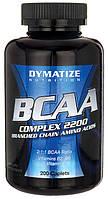 Бца Dymatize BCAA (200 tabs)