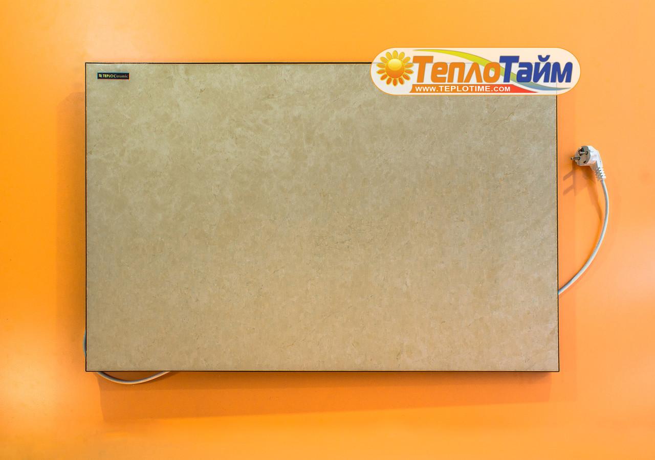 Керамічний обігрівач TEPLOCERAMIC ТСМ 600 мармур (692168), (керамический обогреватель)