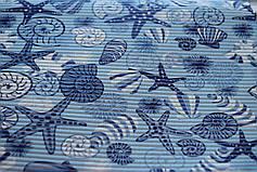 Коврик для ванной Морские звезды  ширина 65 см, фото 3