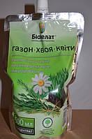 Биохелат Газон, хвоя, цветы, пакет 0,5 л