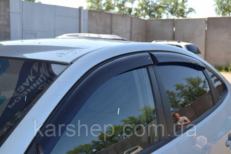 Ветровики на Hyundai Elantra IV Sd 2007