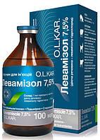 Левамизол 7,5% 100 мл O.L.Kar