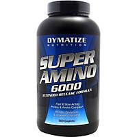 Аминокислоты Dymatize Super Amino 6000 (500 cap)