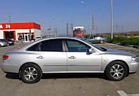 Ветровики на Hyundai Grandeur IV Sd 2005-2011