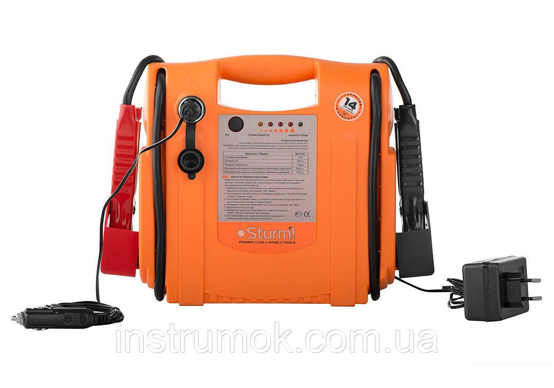 Пуско-зарядное устройство ВС 1218 J Sturm