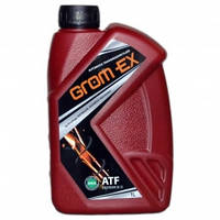 Масло трансмиссионное Grom-ex АTF (Dextron III) 1л