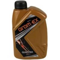 Масло трансмиссионное Grom-ex Quattro 80W-90 1л GL-5