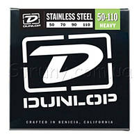 Dunlop DBS50110 Stainless Steel Bass Strings Heavy 50/110