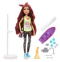 "Кукла Камрин с эксперементом ""Скейтборд"" -  Project Mc2 Doll with Experiment - Camryn's Skateboard"