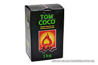 Уголь для кальяна Tom Cococha 1 кг, Green