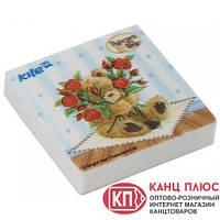 Kite Резинка стирательная (ластик) Popcorn Bear. РO13-101К