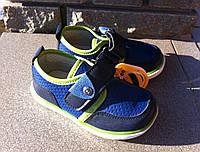 Детские туфли на мальчика 21