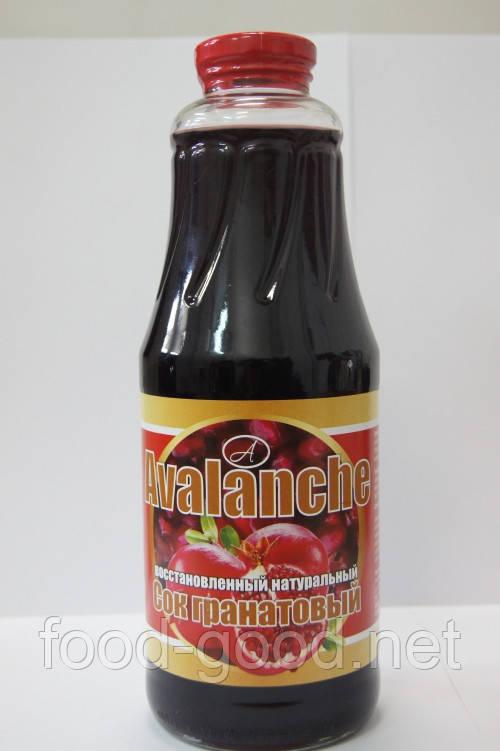 Гранатовый сок, 1л.