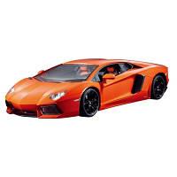 Автомобиль радиоуправляемый - LAMBORGHINI AVENTADOR LP 700-4 (оранжевый, 1:16, батарейки в компл.) Auldey (LC258050-4B)