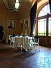 Кресло Hera-K сиденье Песочно-бежевое верх Прозрачно-чистый (Papatya-TM), фото 5