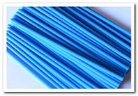 Голубые палочки для кейкпопсов 50 шт