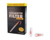 Фильтры для сигарет 0161200 Atomic Slim/Superslim 20 шт, 5 переходников