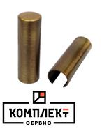 Ковпачок 3D/14мм STV SC14 алюмiнiй, колiр - античная бронза