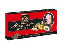 Конфеты в коробке Mozart-Кugeln Zartbitter-Schokolade 200г
