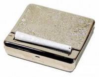 Машинка для самокруток 11014 в метал. табакерке, 70 мм