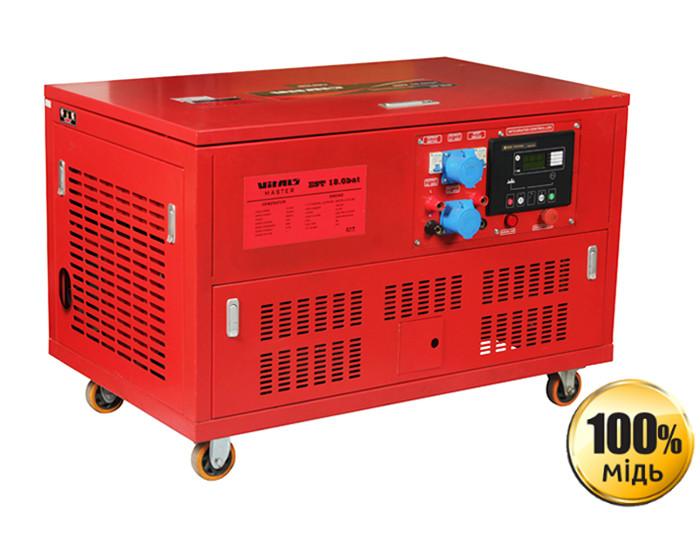 Бензиновый генератор EST 18.0bat