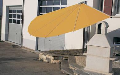 Маркизная система Radius Delta Typ 2003 от солнца и дождя