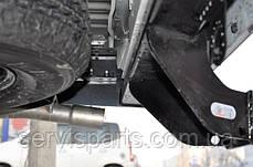Фаркоп Toyota Hilux 2005- (Тойота Хайлюкс), фото 2