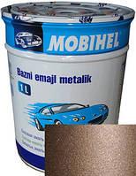 Автокраска металлик 670 Сандал HELIOS(Mobihel) BC 1л.