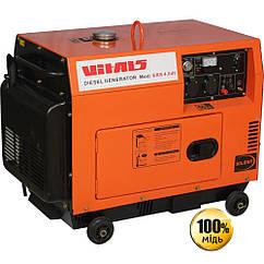 Дизельный генератор  ERS 4.6dt