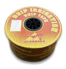 Капельная лента drip tape uchkuduk  20 cм 250 м 7 mill