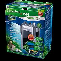 Зовнішній фільтр JBL CristalProfi e1501 greenline (160-600л), фото 1