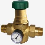 Редуктора (регуляторы) давления воды