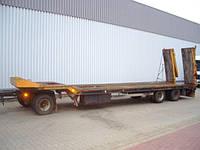 Услуги прицеп-тралла Langendorf  (Полуприцеп-платформа-Е)