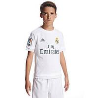 """Детская игровая форма Adidas FC Real Madrid 2015-16  """"Cristiano Ronalo"""" (домашняя)"""