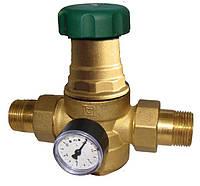 """HERZ 2682 DN20 (3/4"""") редуктор давления воды"""