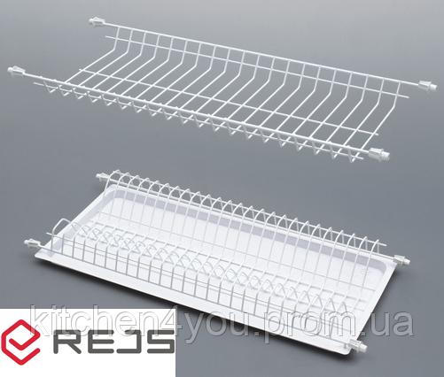 Сушка біла Rejs Standart 1 в секцію 700 мм. без рамки