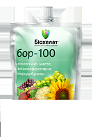 Биохелат Бор 100, бутылка 1 л