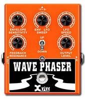 XVIVE W1 Wave Phaser Фазер педаль