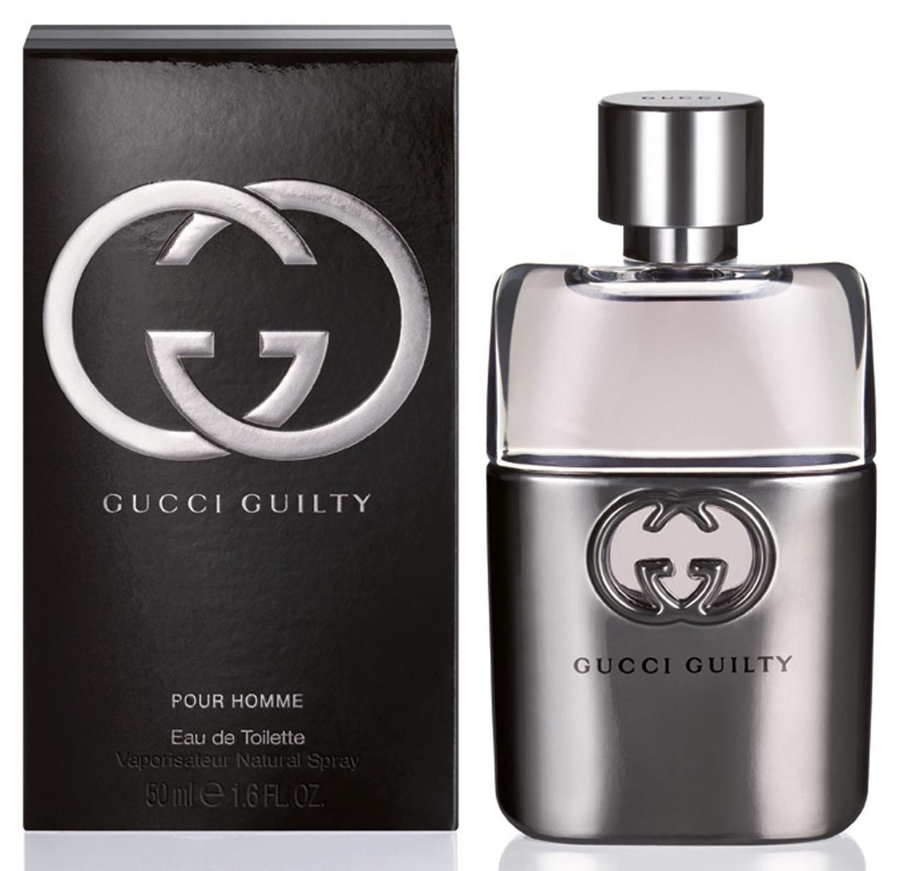 Духи мужские Gucci Guilty pour Homme ( Гуччи Гилти Пьюр хоум)
