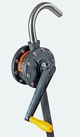RCP-25s Ручная роторная помпа для среднеагрессивных химикатов