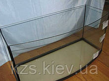 Аквариум овальный ( Объем 400 л.)  1500х500х600мм