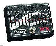 Dunlop KFK1 Kerry King 10 band EQ