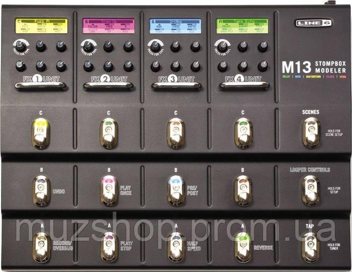 Line6 M13 Процессор эффектов - Интернет-магазин «МузШоп» в Киеве