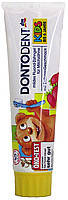 Детская зубная паста Dontodent Junior ab 6
