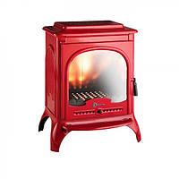 Печь Invicta Seville (красная эмаль)10 кВт